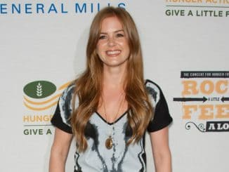 """Isla Fisher - """"Rock A Little, Feed A Lot"""" Benefit Concert - Arrivals"""