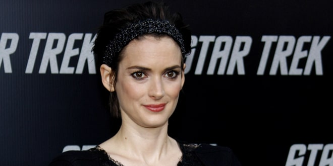 "Winona Ryder - ""Star Trek"" Los Angeles Premiere"