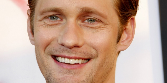 "Alexander Skarsgard - HBO ""True Blood"" Season 5 Premiere"