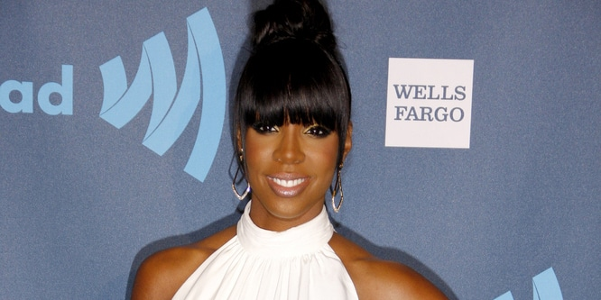 Kelly Rowland - 24th Annual GLAAD Media Awards thumb