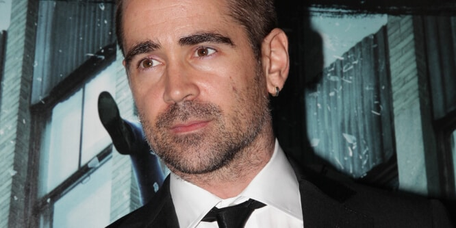 "Colin Farrell - ""Dead Man Down"" World Premiere"
