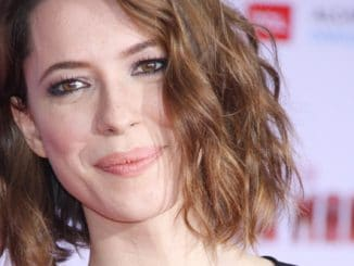 "Rebecca Hall - ""Iron Man 3"" Los Angeles Premiere"