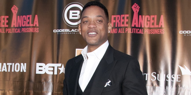 "Will Smith - ""Free Angela & All Political Prisoners"" New York City Premiere"