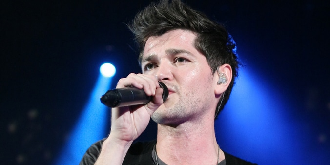 The Script in Concert at the Hammersmith Apollo in London