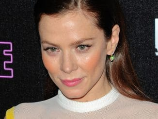 "Anna Friel - ""The Look of Love"" UK Premiere - Arrivals"