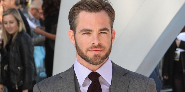 "Chris Pine - ""Star Trek Into Darkness"" UK Premiere - Arrivals"