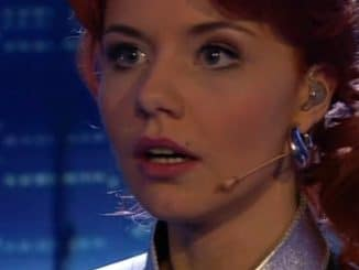 Lisa Wohlgemuth Finale DSDS 2013