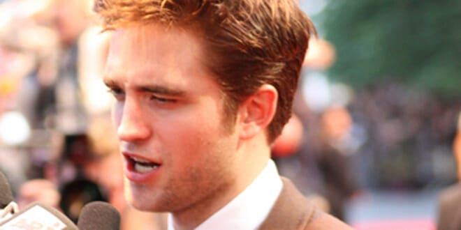 "Robert Pattinson - ""Water for Elephants"" Berlin Premiere"
