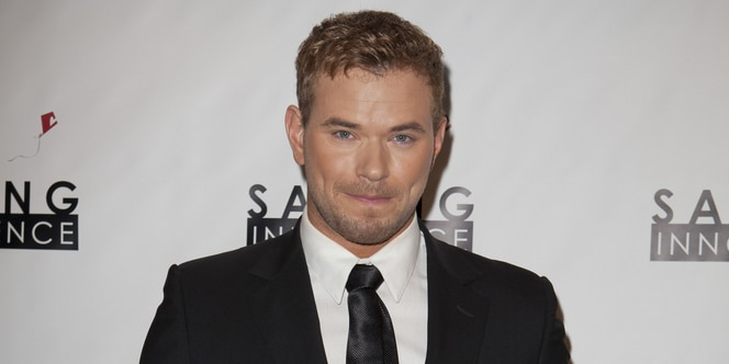 "Kellan Lutz - ""Hope... Pass It On"" Benefit Gala Dinner in Honor of Saving Innocence"