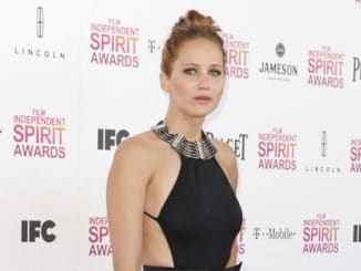 Jennifer Lawrence - 2013 Film Independent Spirit Awards