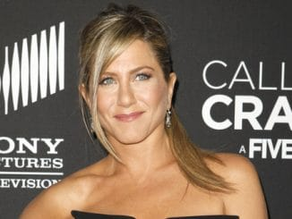 "Jennifer Aniston - ""Call Me Crazy: A Five Film"" World Premiere"