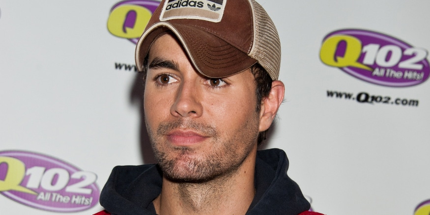 Enrique Iglesias - Q102's Springle Ball 2012 at The Wells Fargo Center in Philadelphia