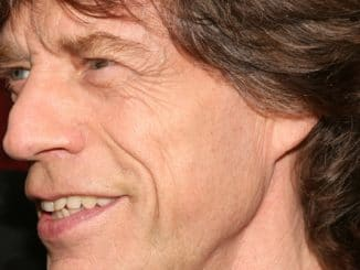 "Mick Jagger - The Cinema Society and Nars Host a Screening of ""The Women"" - Arrivals thumb"