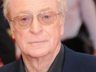 "Michael Caine - ""The Dark Knight"" London Premiere"