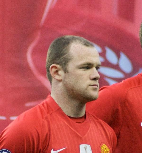 Wayne Rooney, Gordon Flood, Lizenztext: dts-news.de/cc-by