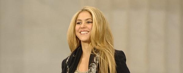 Shakira benötigt keine Hilfe für ihr Makeup - Promi Klatsch und Tratsch