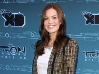"""Mandy Moore - Disney XD's """"TRON: Uprising"""" Press Event And Reception"""