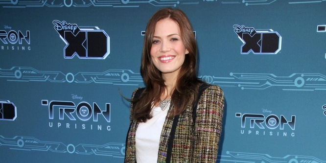 "Mandy Moore - Disney XD's ""TRON: Uprising"" Press Event And Reception"
