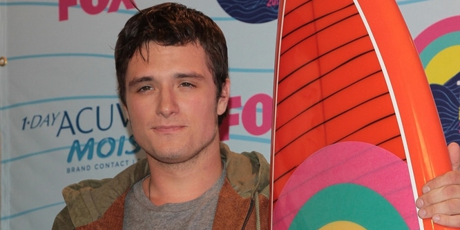 Josh Hutcherson - 2012 Teen Choice Awards
