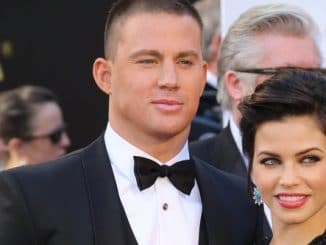 Channing Tatum and Jenna Dewan - 85th Annual Academy Awards thumb