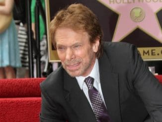 Jerry Bruckheimer Honored with a Star on the Hollywood Walk of Fame