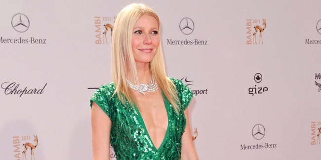 Gwyneth Paltrow - Bambi Awards 2011 - Arrivals