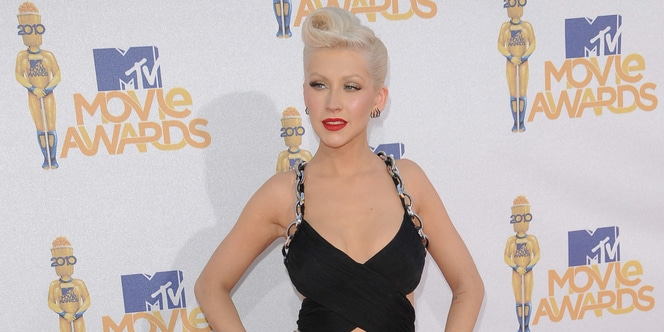 Christina Aguilera - 2010 MTV Movie Awards