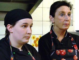 Sandra (li.) und Jutta