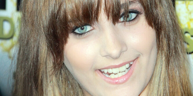 Paris Jackson - Mr. Pink Ginseng Drink Launch Party