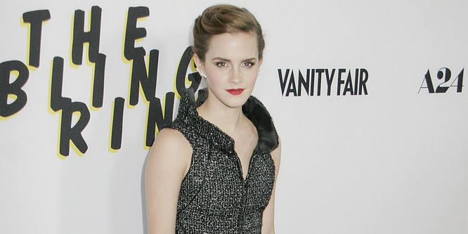 "Emma Watson - ""The Bling Ring"" Los Angeles Premiere thumb"