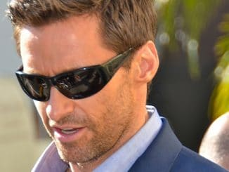 Hugh Jackman - Celebrities Sighted Departing the Roosevelt Hotel in Hollywood