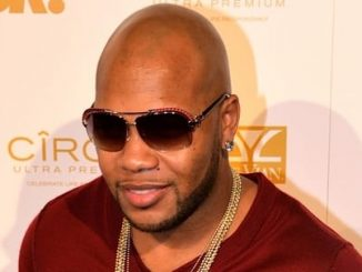 Flo Rida - OK! Magazine's Pre - Grammy Event with Performance by Flo Rida