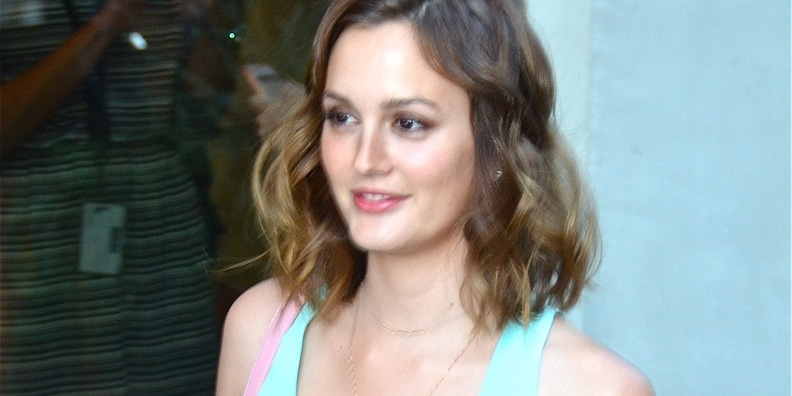 """Leighton Meester - """"Some Girl(s)"""" Los Angeles Premiere"""