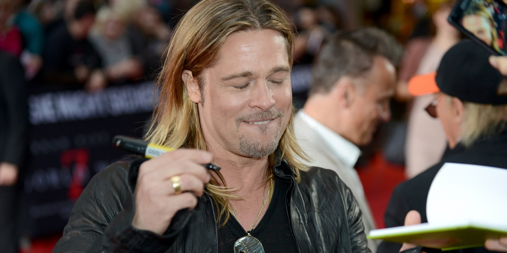 "Brad Pitt - ""World War Z"" Germany Premiere - Arrivals"