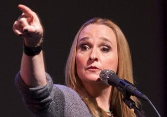 Melissa Etheridge - Apple Store in Soho