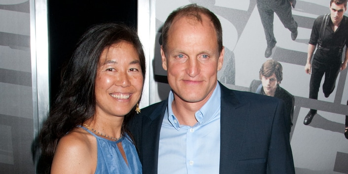 "Woody Harrelson, Laura Louie - ""Now You See Me"" New York City Premiere"