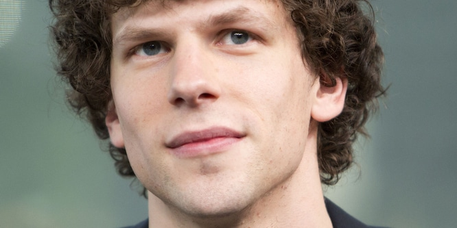 Jesse Eisenberg Visits New.Music.Live. in Toronto
