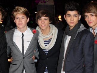 "One Direction - ""Harry Potter and the Deathly Hallows: Part 1"" World Premiere"