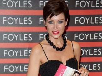 """Dannii Minogue - Dannii Minogue """"Dannii: My Style"""" Book Signing at Foyles at the Westfield Stratford City Shopping Centre in London"""