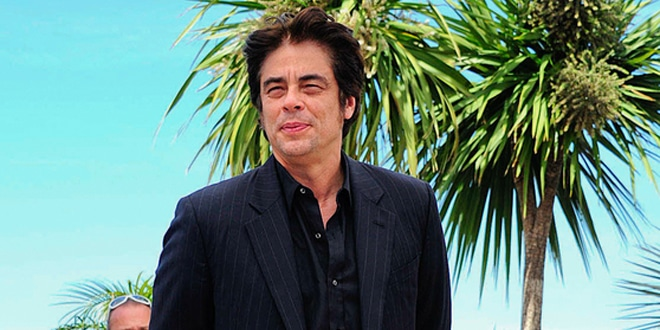 Benicio Del Toro - 65th Annual Cannes Film Festival