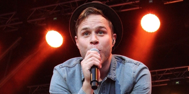 Olly Murs - Love Luton 2012 Festival Weekend