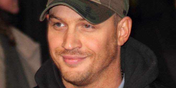 "Tom Hardy - ""Jack Reacher"" World Premiere thumb"
