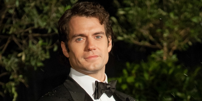 Henry Cavill - EE British Academy Film Awards 2013