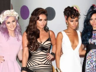 Little Mix - BRIT Awards 2013 - Arrivals