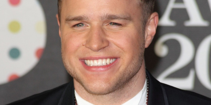 Olly Murs - BRIT Awards 2013 - Arrivals thumb