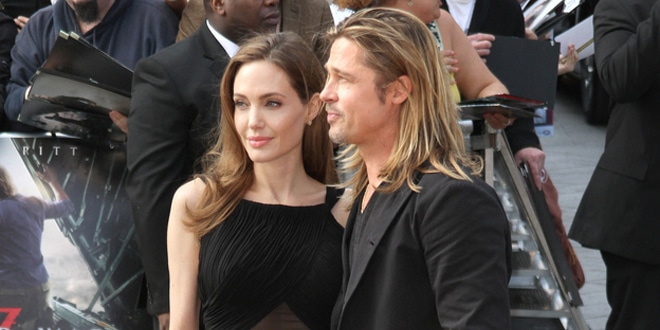 "Brad Pitt and Angelina Jolie - ""World War Z"" World Premiere"