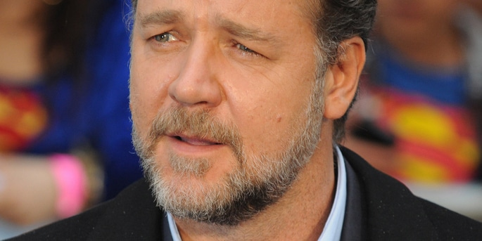 "Russell Crowe - ""Man of Steel"" UK Premiere"