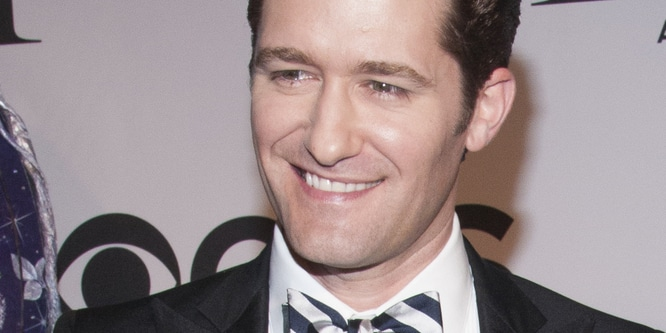 Matthew Morrison - 2013 Tony Awards - Arrivals