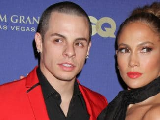 Jennifer Lopez, Casper Smart - Hakkasan Las Vegas Grand Opening Celebration
