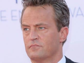 Matthew Perry - 64th Annual Primetime Emmy Awards